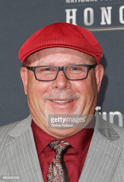 Arizona Cardinals head coach Bruce Arians attends the 4th Annual NFL Honors at Phoenix Convention Center on January 31 2015 in Phoenix Arizona