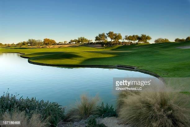 Arizona-Golfplatz