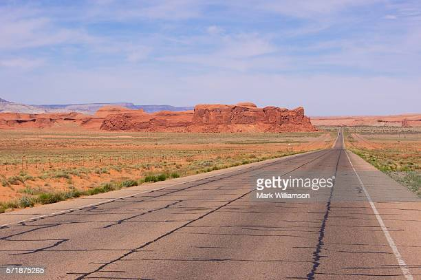 Arizona highway.