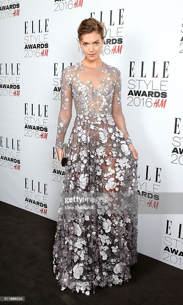 <a gi-track='captionPersonalityLinkClicked' href=/galleries/search?phrase=Arizona+Muse&family=editorial&specificpeople=7109685 ng-click='$event.stopPropagation()'>Arizona Muse</a> attends The Elle Style Awards 2016 on February 23, 2016 in London, England.