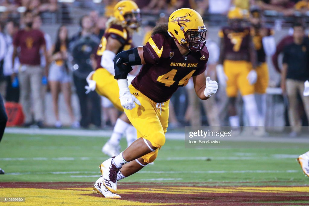 COLLEGE FOOTBALL: AUG 31 New Mexico State at Arizona State : News Photo