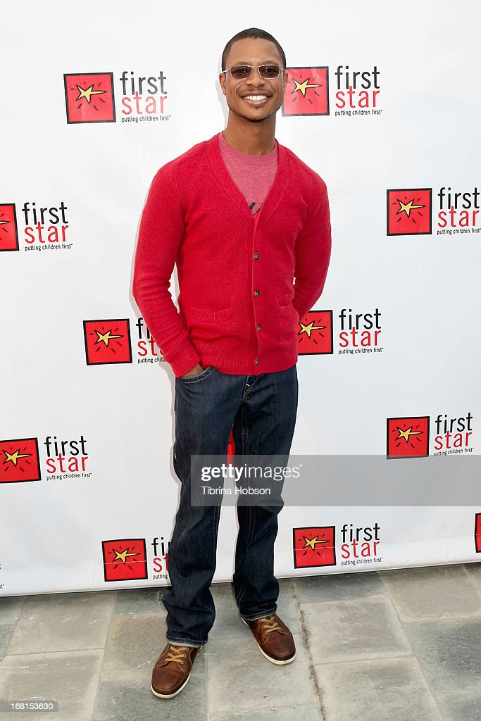 Arjay Smith attends the 9th annual First Star Celebration of children's rights at Skirball Cultural Center on May 5, 2013 in Los Angeles, California.