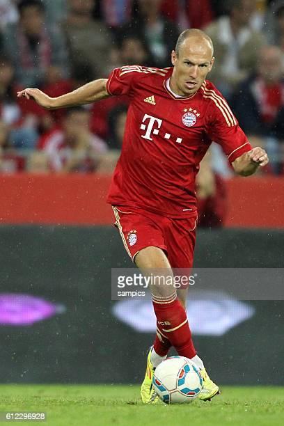 Arjen Robben FC Bayern Munchen Hamburger SV 12 Bundesliga 2011 / 2012 Vorbereitung Liga Total Cup 2011