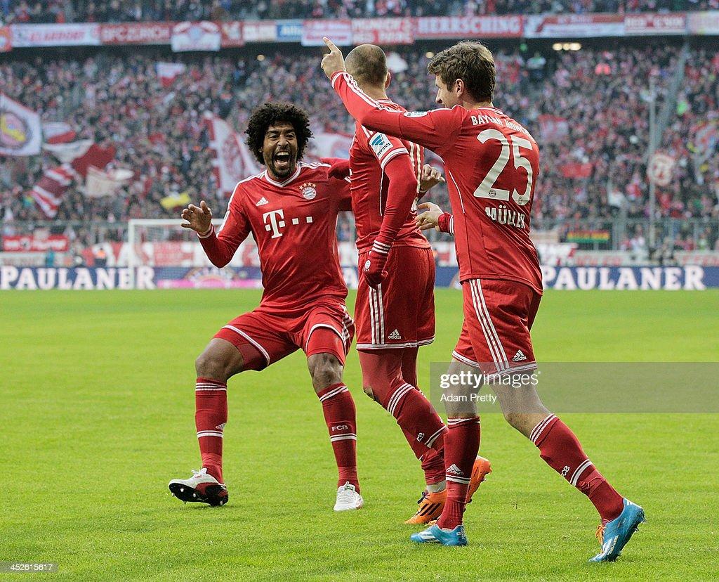 Bayern Muenchen v Eintracht Braunschweig Bundesliga s and
