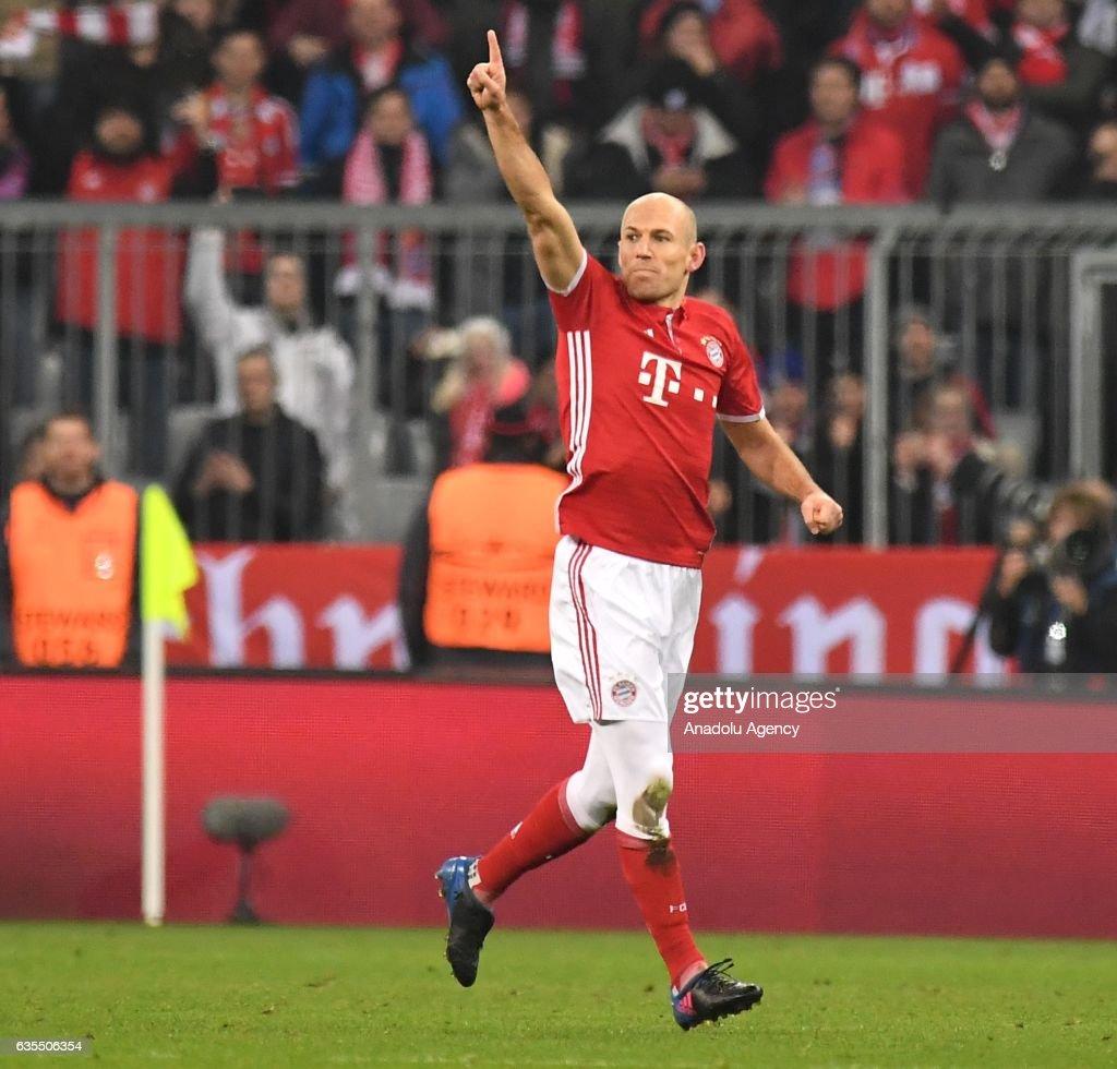 FC Bayern Munich vs Arsenal UEFA Champions League