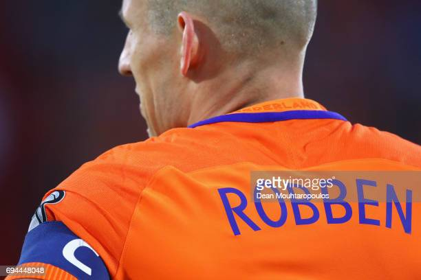 Arjen Robben of the Netherlands in action during the FIFA 2018 World Cup Qualifier between the Netherlands and Luxembourg held at De Kuip or Stadion...