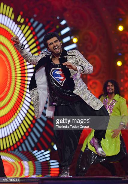 Arjun Kapoor at Big Star Entertainment Awards 2014 in Mumbai