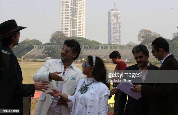 Arjun Khanna and Anand Mahindra