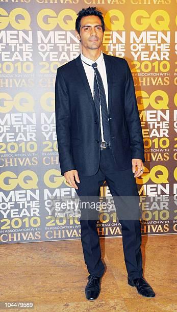 Arjun Rampal at the 'GQ Men of the Year Awards 2010' in Mumbai on September 26 2010