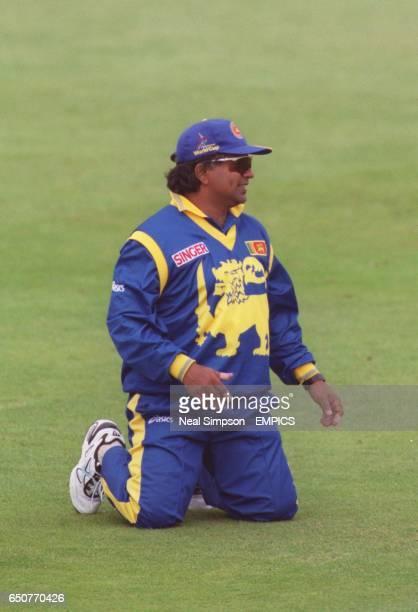 Arjuna Ranatunga Sri Lanka