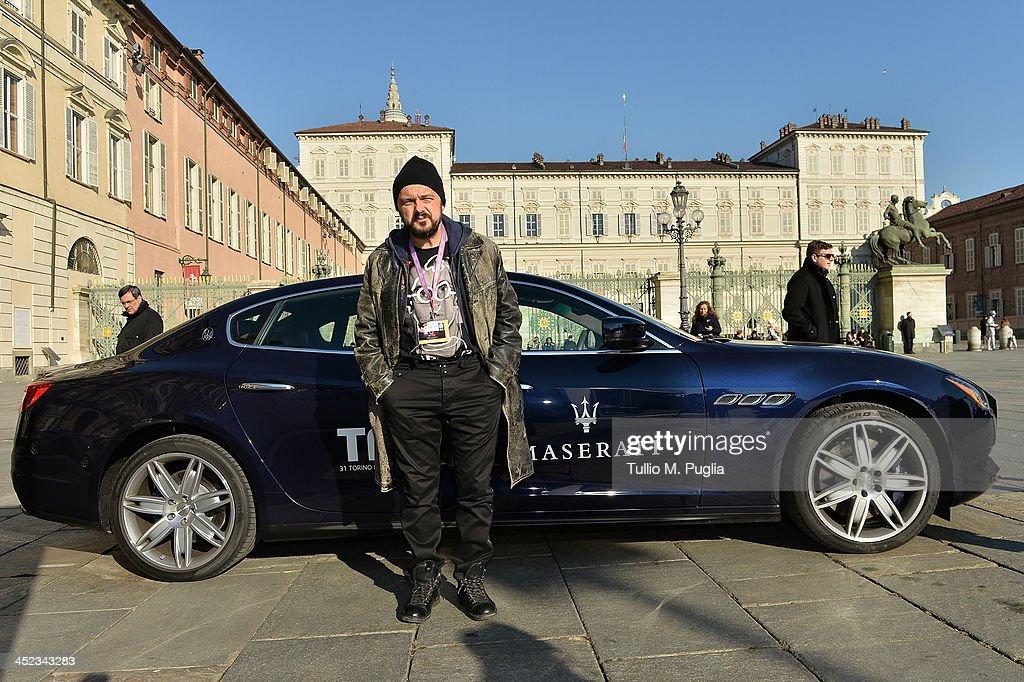Arkadiusz Jakubik attends the 31st Torino Film Festival on November 28, 2013 in Turin, Italy.