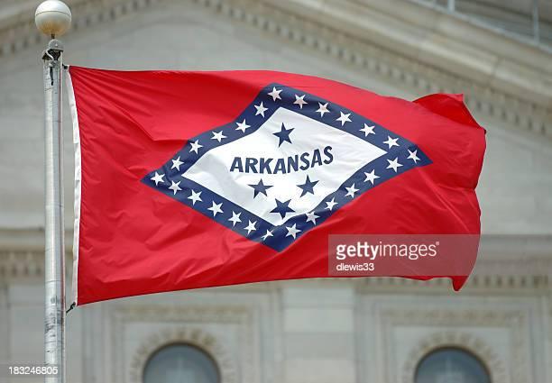 Bandiera dell'Arkansas