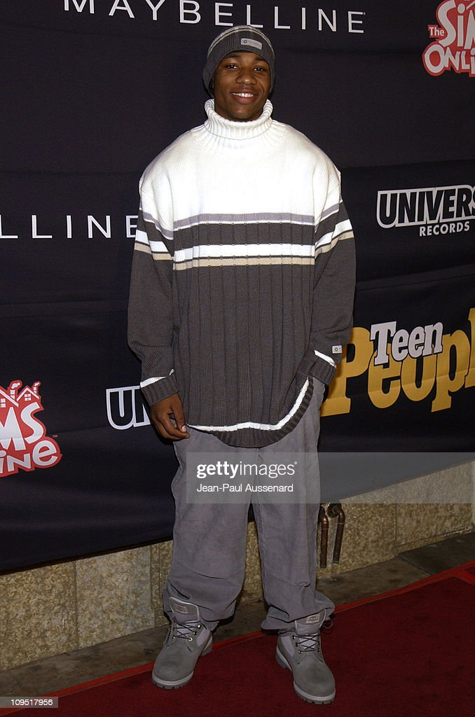 Teen People and Universal Records Honor Nelly as the 2002 Artist of the Year - Arrivals