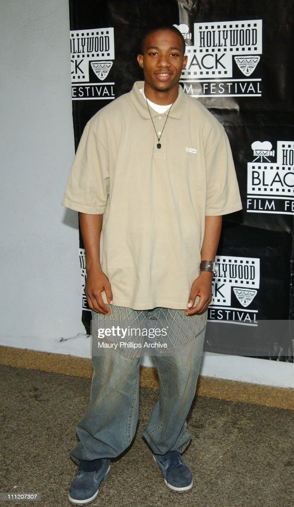 Arlen Escarpeta during World Premiere of Acclaimed Actor- Filmmaker Tim Reid's 'For Real' to Open 5th Anniversary Hollywood Black Film Festival at The Harmony Gold Preview House in Hollywood, California, United States.