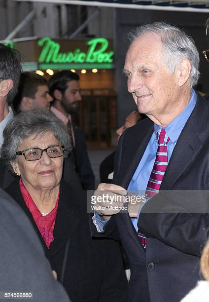 Arlene Alda Stock Photos And Pictures Getty Images