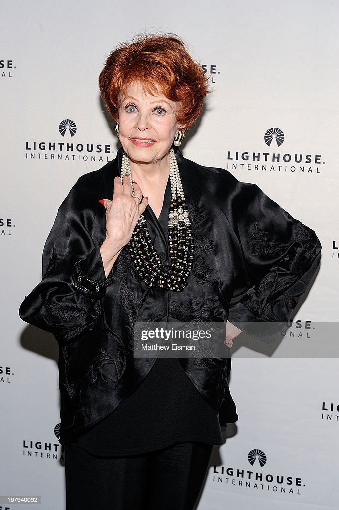 Arlene Dahl attends the 5th Annual 'A Posh Affair' Gala at 583 Park Avenue on May 2, 2013 in New York City.