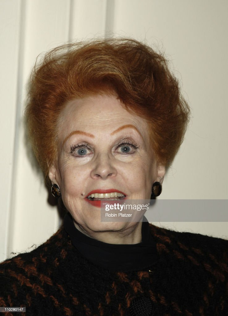 <a gi-track='captionPersonalityLinkClicked' href=/galleries/search?phrase=Arlene+Dahl&family=editorial&specificpeople=208163 ng-click='$event.stopPropagation()'>Arlene Dahl</a> during 17th Annual PAL Women of the Year Luncheon Honoring Lorraine Bracco and Susan Lyne at The Pierre Hotel in New York City, New York, United States.