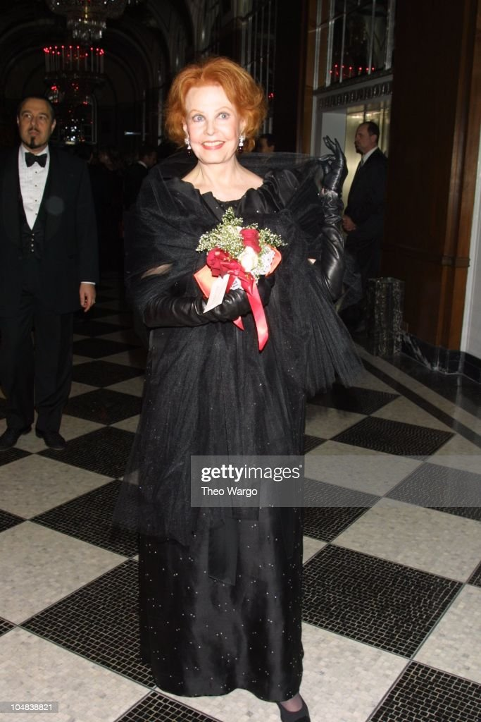 <a gi-track='captionPersonalityLinkClicked' href=/galleries/search?phrase=Arlene+Dahl&family=editorial&specificpeople=208163 ng-click='$event.stopPropagation()'>Arlene Dahl</a> during 7th Annual Red Ball Honors Jerry Orbach at Waldorf Hotel in New York City, New York, United States.