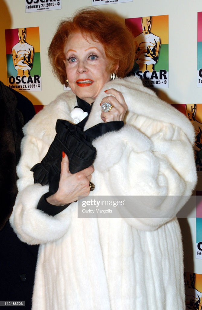 Arlene Dahl during Official 2005 Academy of Motion Picture Arts & Sciences Oscar Night Party at Gabriel's at Gabriel's Restaurant and Bar in New York City, New York, United States.