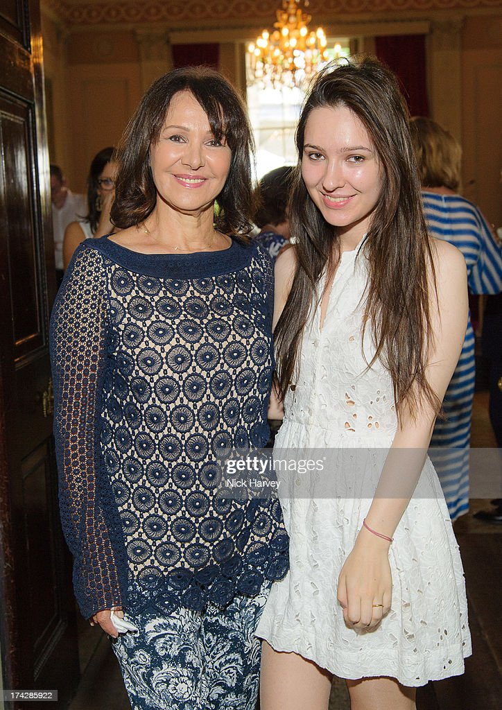 Arlene Philips and Abi Philips attend the Dogs Trust Honours 2013 at Home House on July 23, 2013 in London, England.