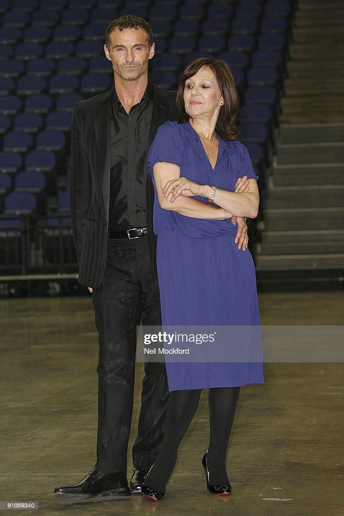 Arlene Phillips Launches 'Sacred Flame' - Photocall