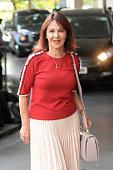 London Celebrity Sightings -  October 16, 2017