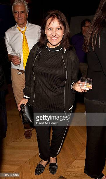 Arlene Phillips attends the launch of new book 'The Mice Who Sing For Sex And Other Weird Tales From The World Of Science' by Lliana Bird and Dr Jack...