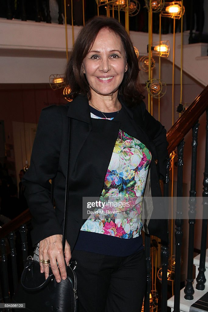 Arlene Phillips attends the press night after party for 'Jekyll Hyde' at The Old Vic Theatre on May 25 2016 in London England