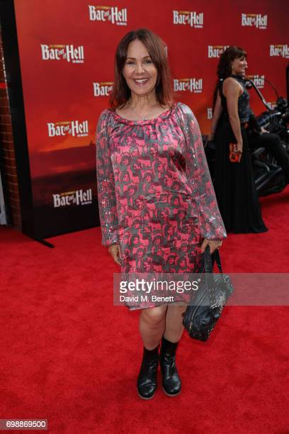 Arlene Phillips attends the press night performance of 'Bat Out Of Hell The Musical' at The London Coliseum on June 20 2017 in London England