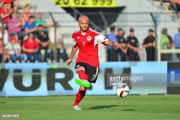 Arlind AJETI Albanie / France Match Amical Tirana Photo Dave Winter / Icon Sport