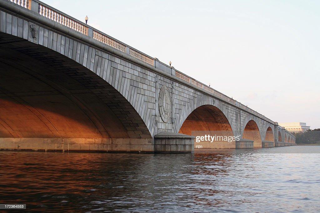 'Arlington Memorial Bridge, Washington DC'