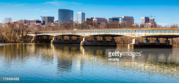 Arlington Virginia Skyline