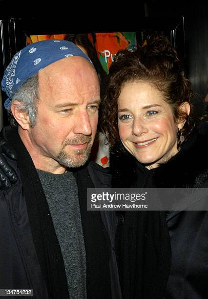 Arliss Howard and Debra Winger during 'The Dreamers' Premiere New York Inside Arrivals at Beekman Theater in New York City New York United States