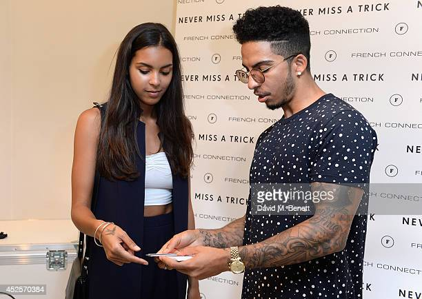 Arlissa pictures and photos getty images for Troy magician