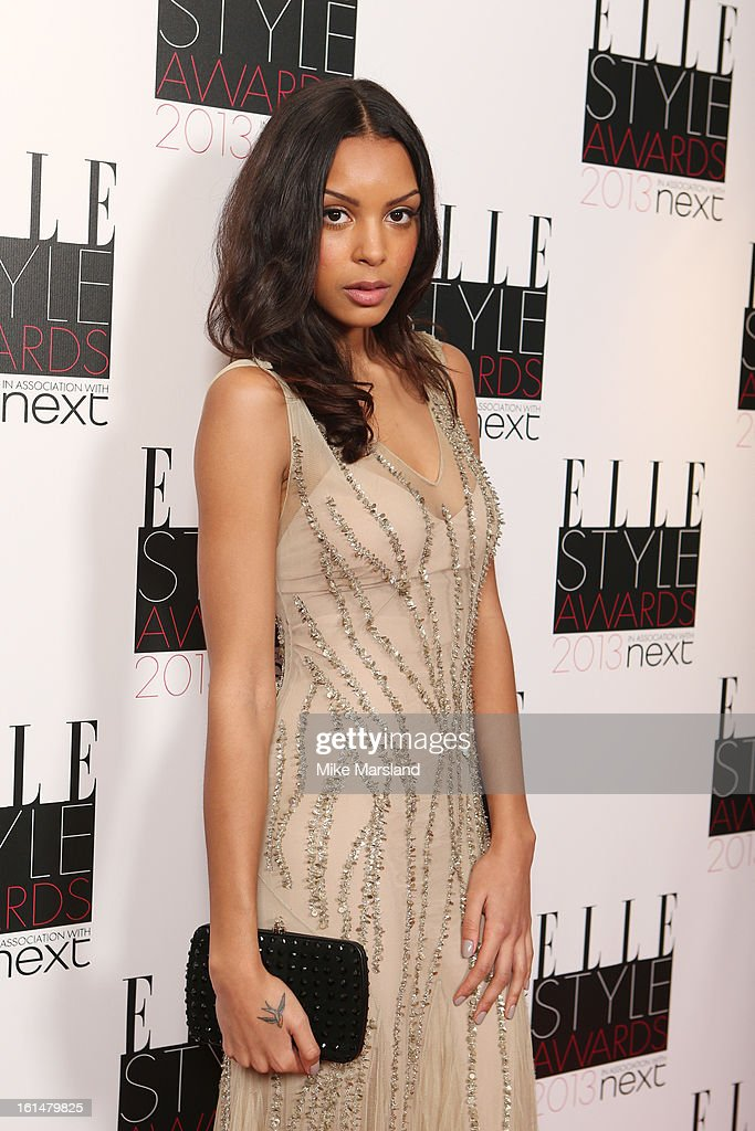Arlissa attends the Elle Style Awards 2013 at The Savoy Hotel on February 11, 2013 in London, England.