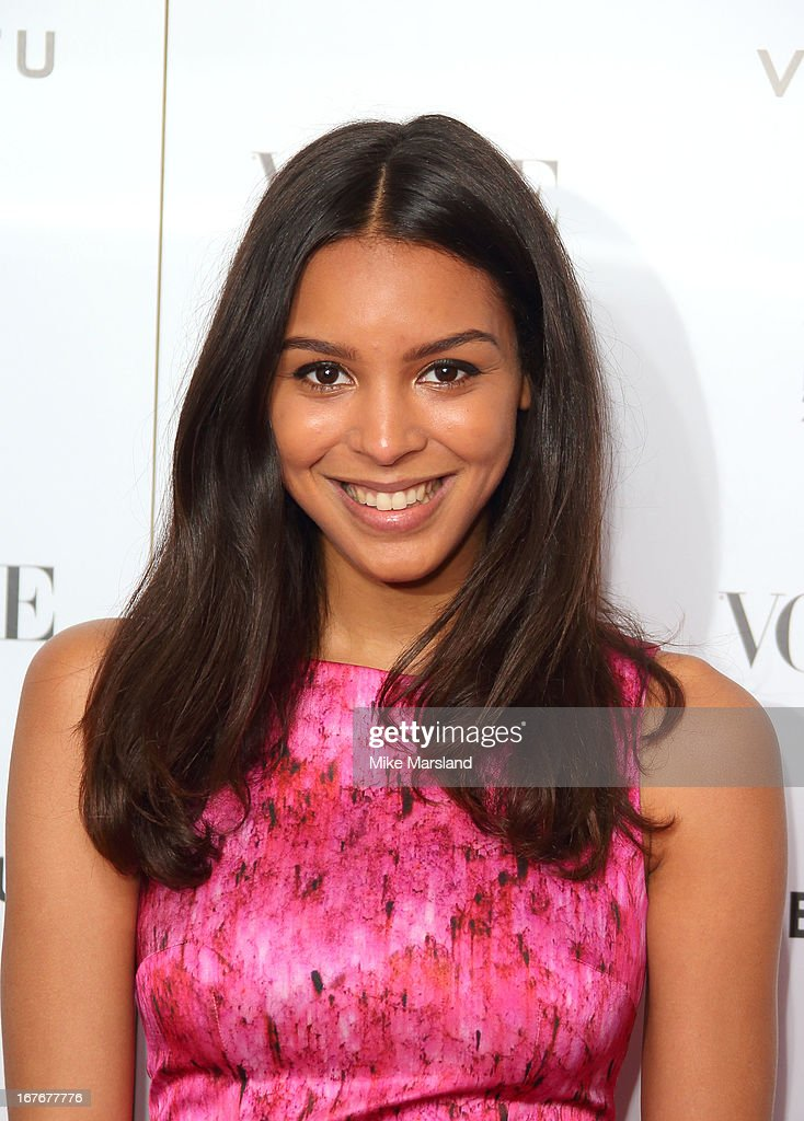 Arlissa Rupert attends the opening party for The Vogue Festival in association with Vertu at Southbank Centre on April 27, 2013 in London, England.