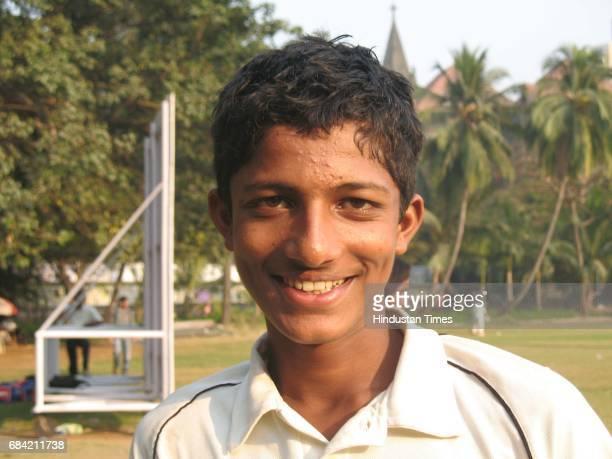 Arman Jaffar player and former captain of Rizvi Springfield Under14 team