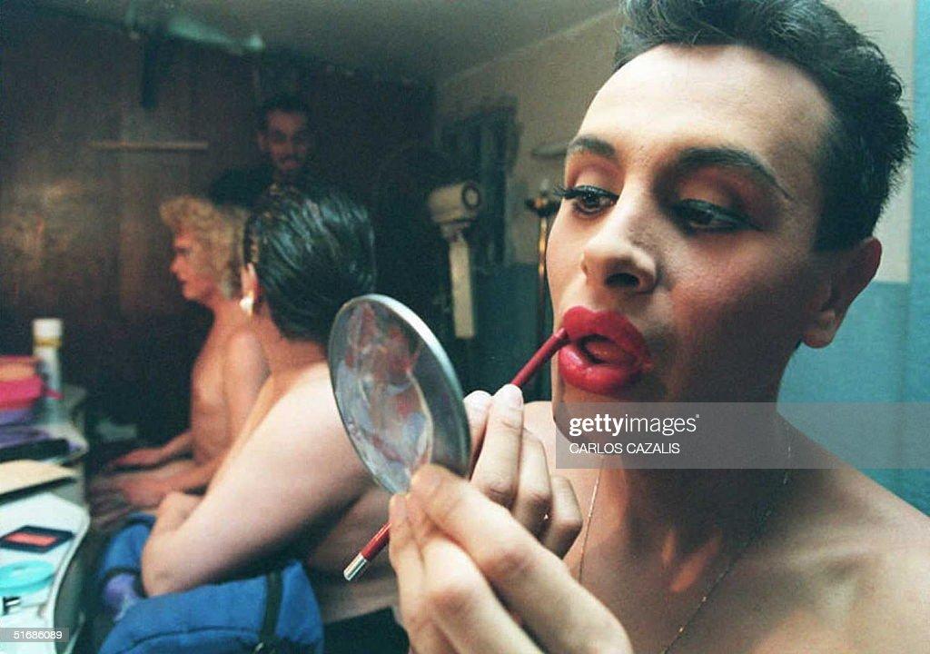 Transvestites in mexico