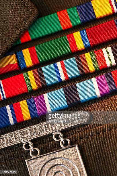 Armed services badges