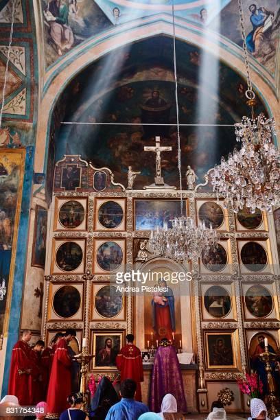 Armenian Church, Tbilisi, Georgia