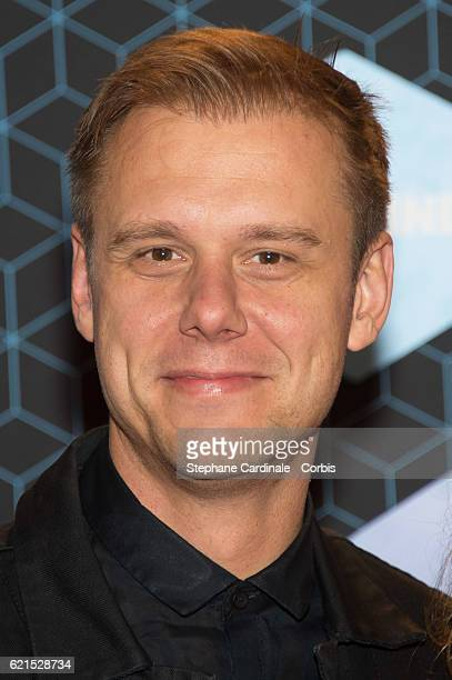 Armin van Buuren attends the MTV Europe Music Awards 2016 on November 6 2016 in Rotterdam Netherlands