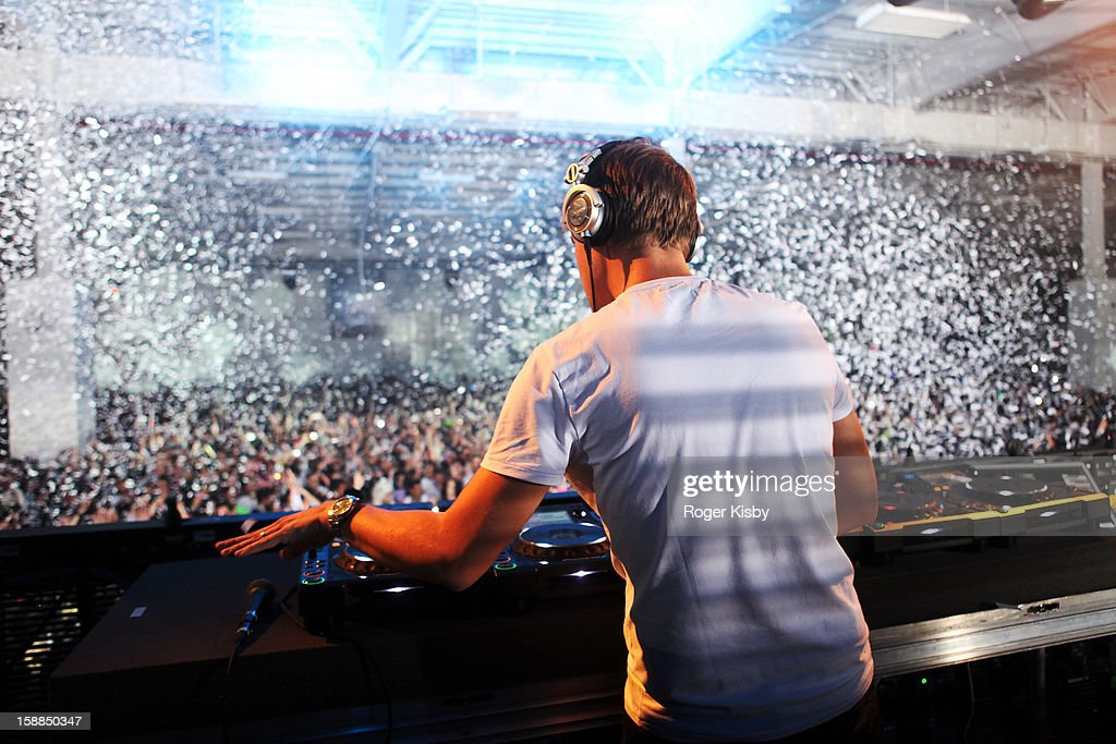 <a gi-track='captionPersonalityLinkClicked' href=/galleries/search?phrase=Armin+van+Buuren&family=editorial&specificpeople=801189 ng-click='$event.stopPropagation()'>Armin van Buuren</a> performs at Joonbug's New Year's Eve 2013 Celebration With <a gi-track='captionPersonalityLinkClicked' href=/galleries/search?phrase=Armin+van+Buuren&family=editorial&specificpeople=801189 ng-click='$event.stopPropagation()'>Armin van Buuren</a> at Pier 36 on December 31, 2012 in New York City.