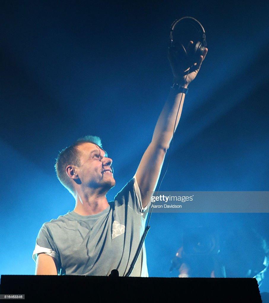 Ultra Music Festival 2016 - Day 1