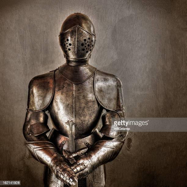 Armor of the Middle Ages, Toledo, Castilla La Mancha, Spain.