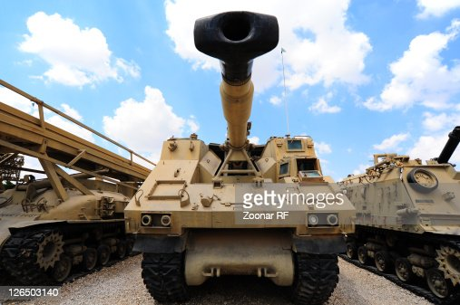 Armored Corps Museum : Stock Photo