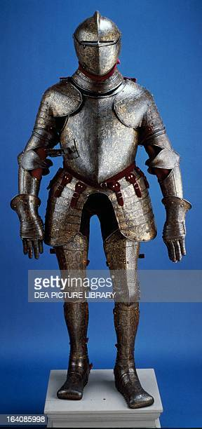 Armour created by Pompeo della Cesa Italy 16th17th century Worcester Worcester Art Museum