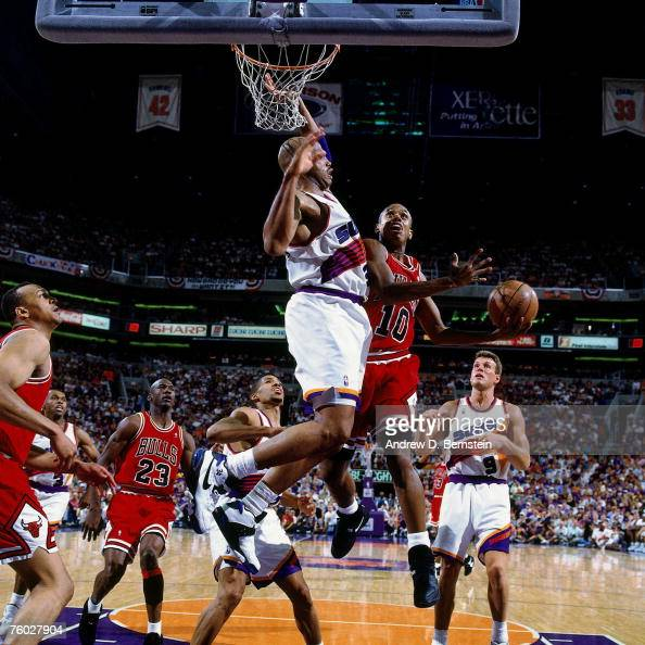Bulls Vs Suns 1993 Nba Finals Game 6 | All Basketball Scores Info