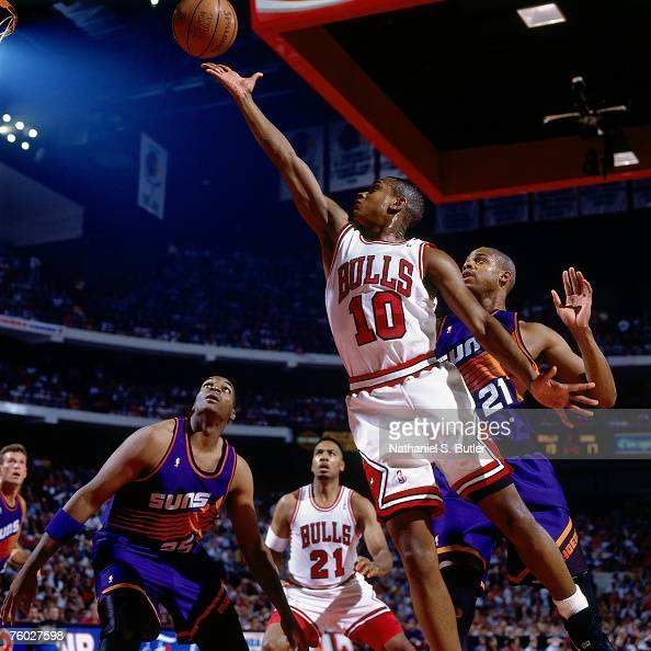 1993 NBA Finals Game 3: Phoenix Suns vs. Chicago Bulls Pictures   Getty Images