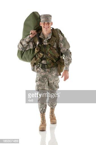 Army mans