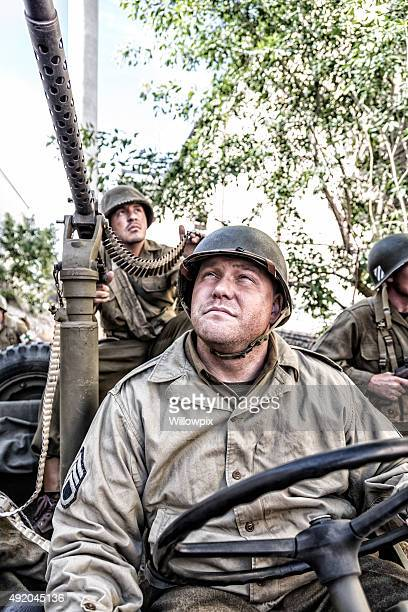 Véhicules militaires de l'armée américaine de la Seconde Guerre mondiale, Machine Gun Patrol